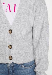 Anna Field Petite - Cardigan - light grey - 4