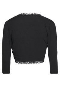 Anna Field Petite - BASIC BOLERO - Cardigan - black - 1