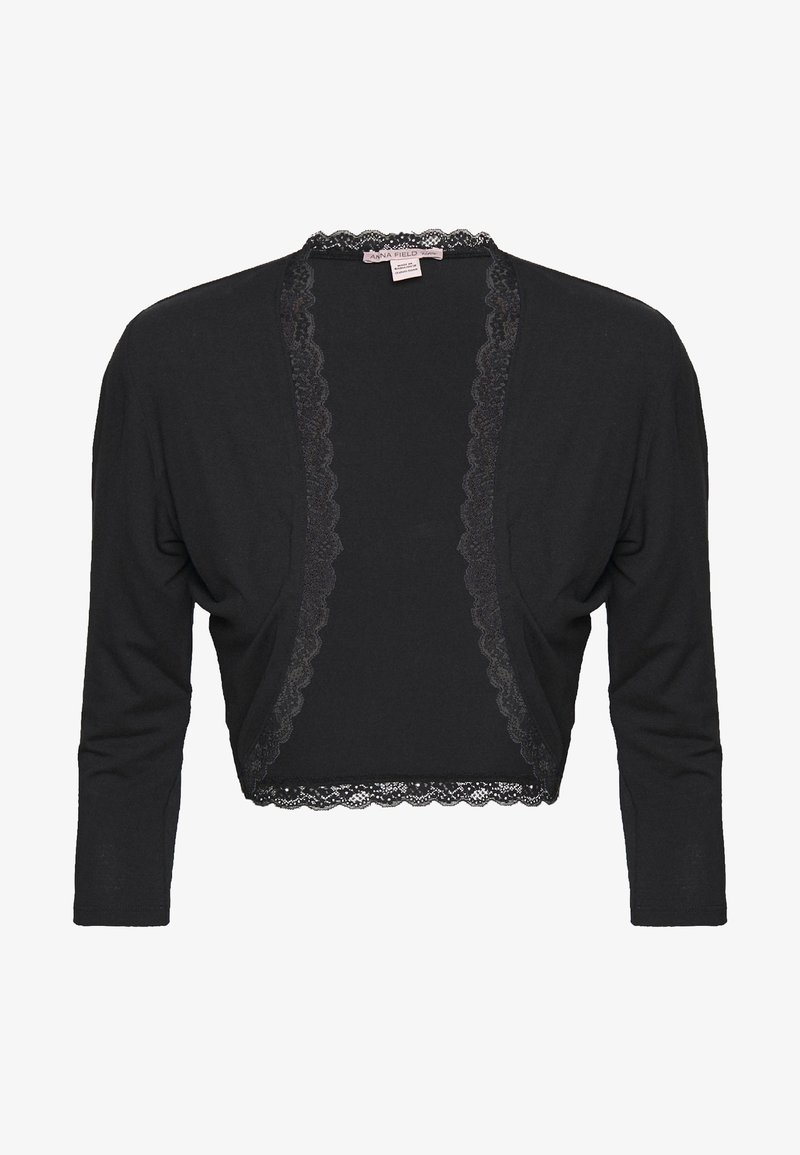 Anna Field Petite - BASIC BOLERO - Cardigan - black