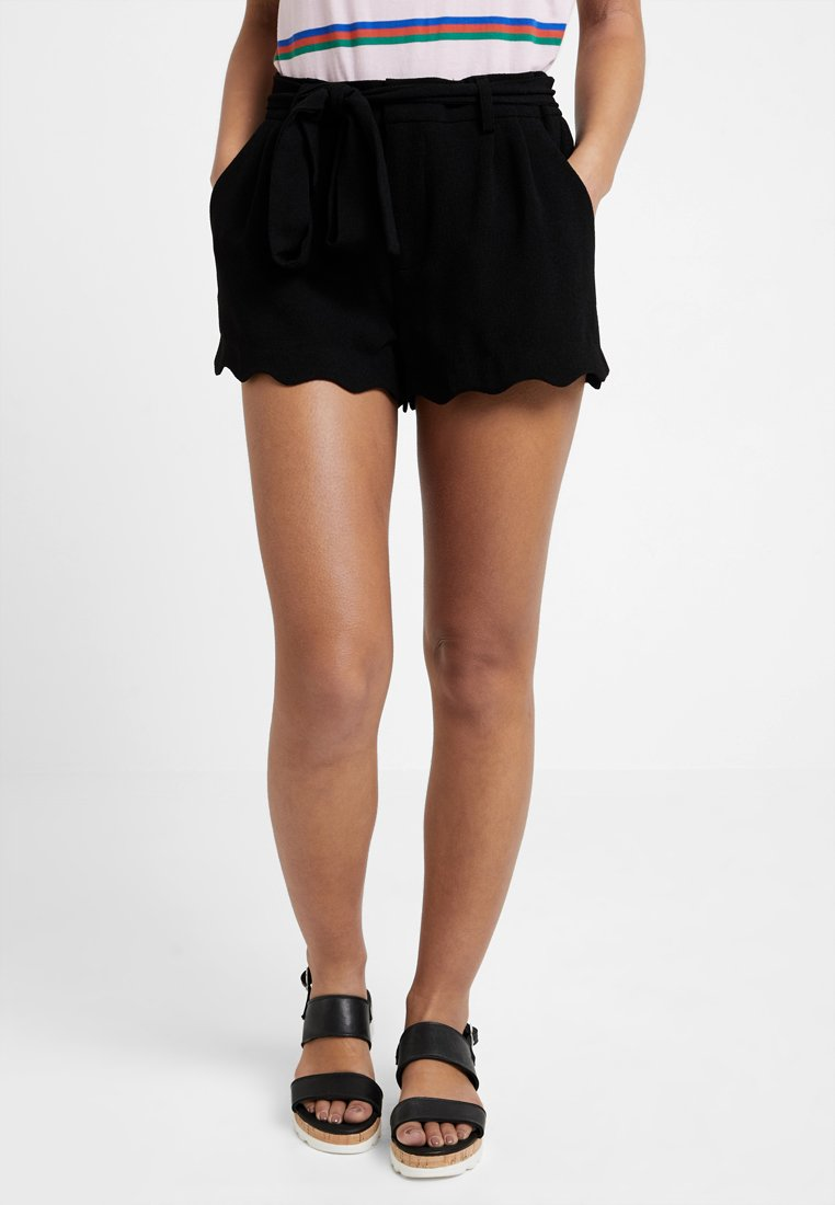 Anna Field Petite - Shorts - black