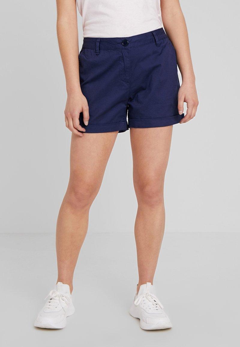 Anna Field Petite - Shorts - dark blue
