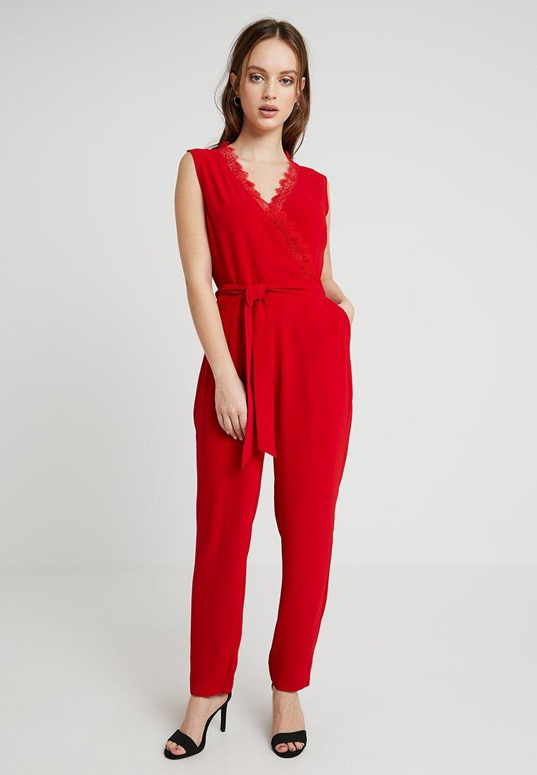 Anna Field Petite - Jumpsuit - red
