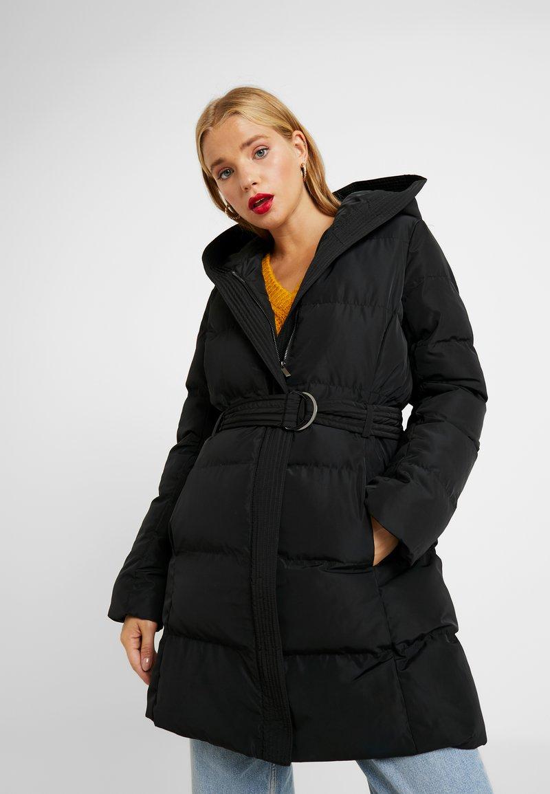 Anna Field Petite - Winter coat - black