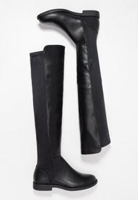 Anna Field Wide Fit - WIDE FIT - Botas mosqueteras - black