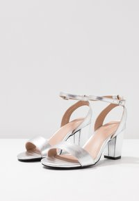 Anna Field Wide Fit - Sandalen - silver - 4