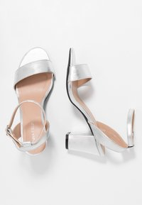 Anna Field Wide Fit - Sandalen - silver