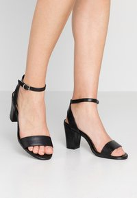 Anna Field Wide Fit - Sandals - black - 0