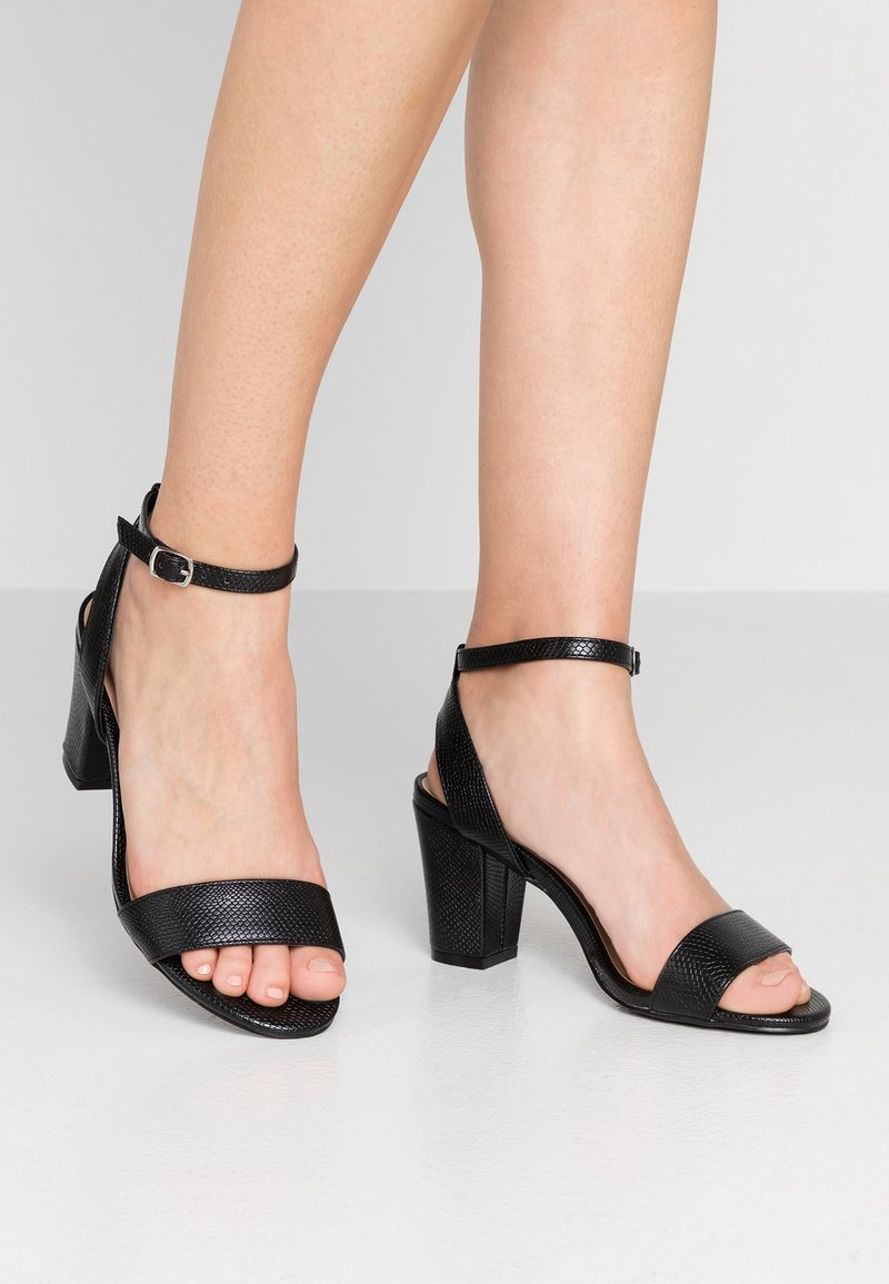 Anna Field Wide Fit - Sandals - black