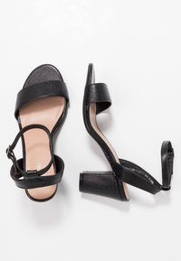 Anna Field Wide Fit - Sandals - black - 3