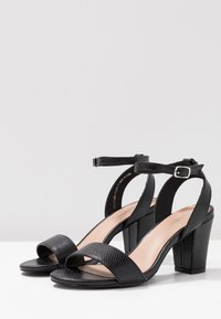 Anna Field Wide Fit - Sandals - black - 4