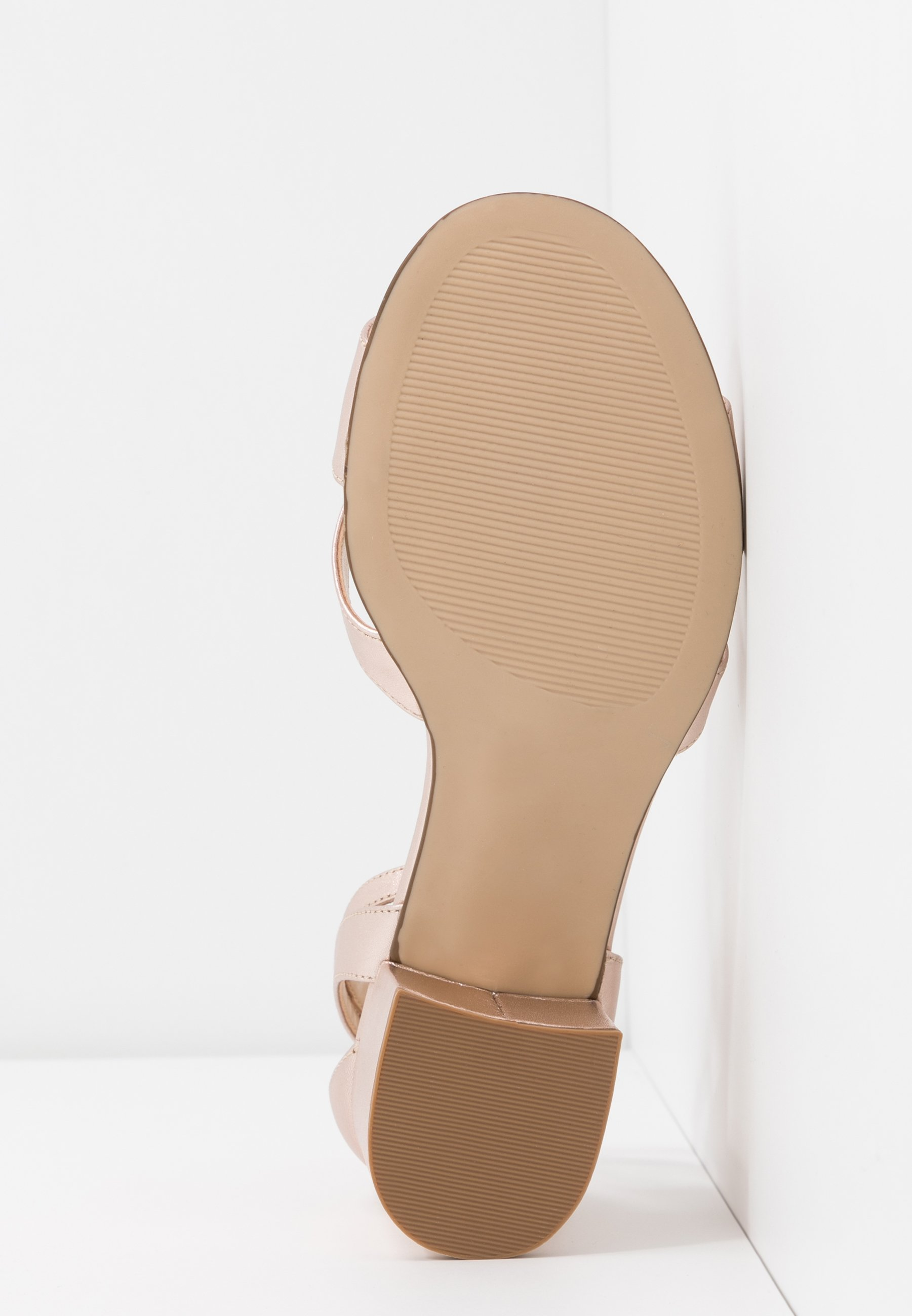 Anna Field Wide Fit LEATHER - Sandals - rose gold