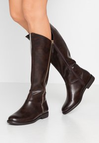 Anna Field Wide Fit - Boots - brown - 0