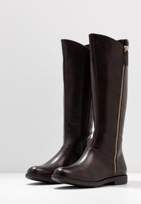 Anna Field Wide Fit - Boots - brown - 4