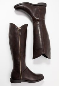 Anna Field Wide Fit - Boots - brown - 3