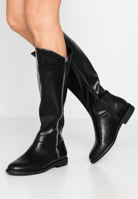 Anna Field Wide Fit - Bottes - black - 0