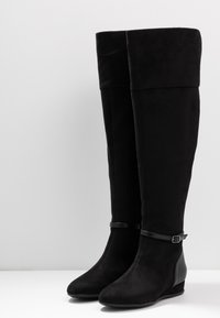 Anna Field Wide Fit - Over-the-knee boots - black - 4