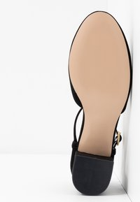 Anna Field Wide Fit - LEATHER PUMPS - Klassieke pumps - black - 6