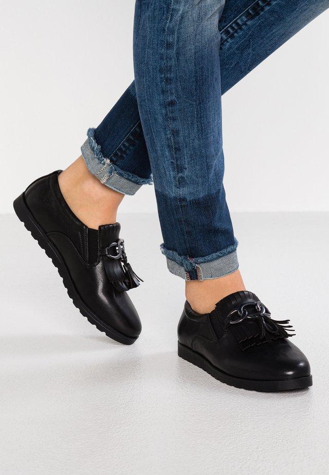 Slipper - black