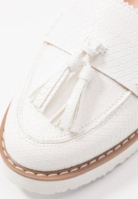 Anna Field Wide Fit - Instappers - white - 2
