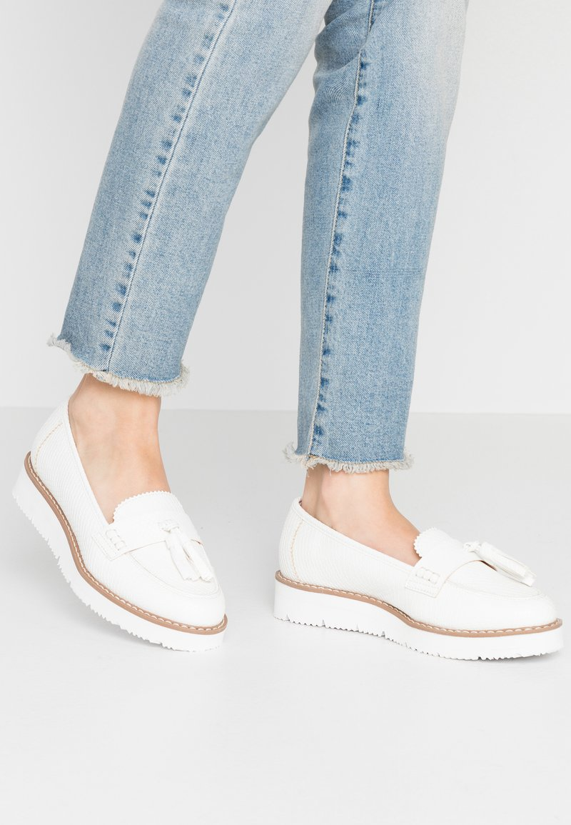 Anna Field Wide Fit - Instappers - white