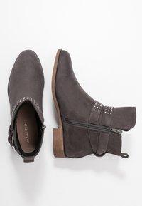 Anna Field Wide Fit - Kotníkové boty - grey - 3