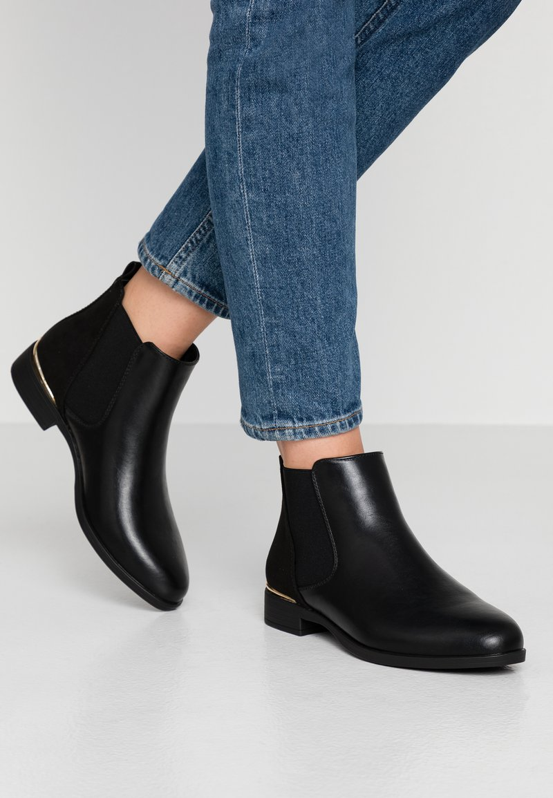 Anna Field Wide Fit - Ankle Boot - black