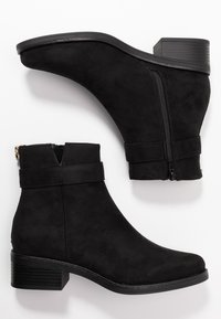 Anna Field Wide Fit - Classic ankle boots - black - 3