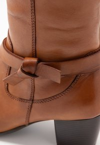 Anna Field Wide Fit - LEATHER BOOTS  - Boots - cognac - 2