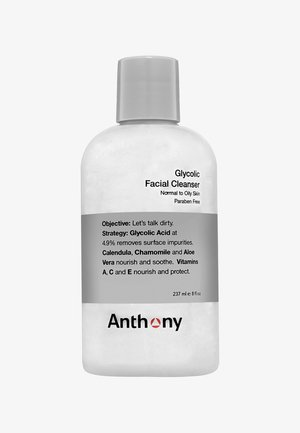 GLYCOLIC FACIAL CLEANSER 237ML - Ansigtsrens - -