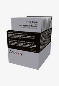 Anthony - SHOWER SHEETS NEW 12 SHEETS - Shower gel - - - 0