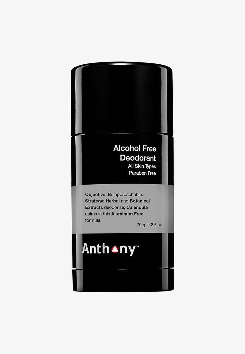 Anthony - DEODORANT-ALCOHOL FREE 70G - Deodorante - -