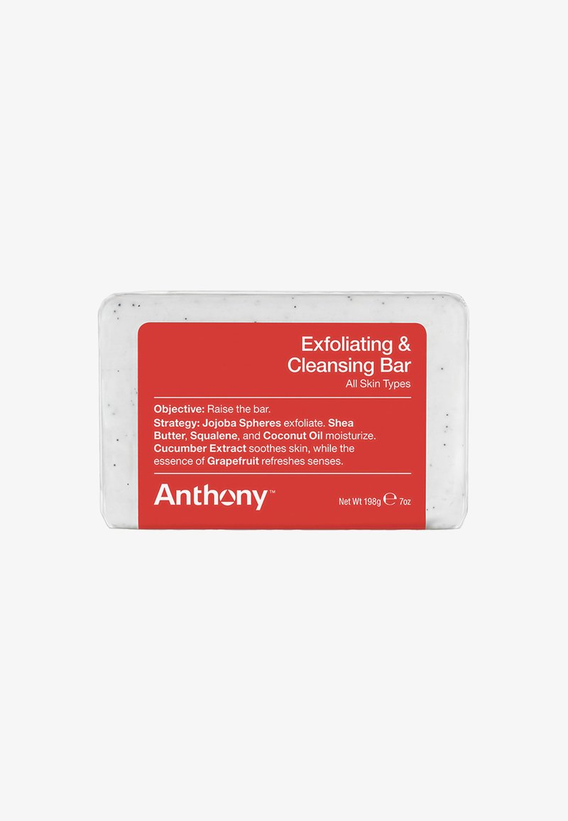 Anthony - EXFOLIATING & CLEANSING BAR - Mydło w kostce - -
