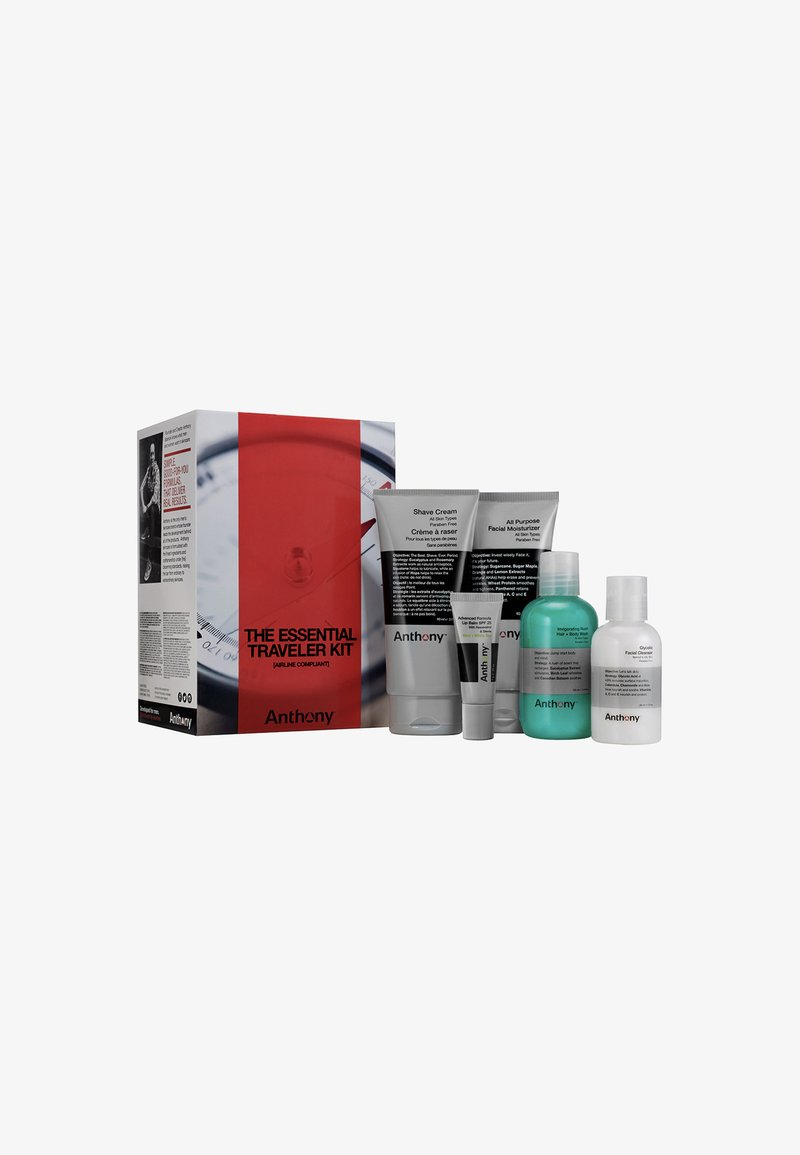 Anthony - ESSENTIAL TRAVELER KIT - Bath and body set - -