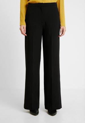 MOORE  - Pantalones - black