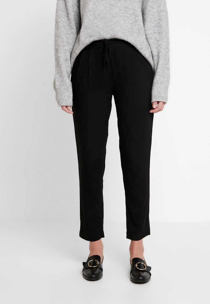 Another-Label - LEWIS PANTS - Pantaloni - black