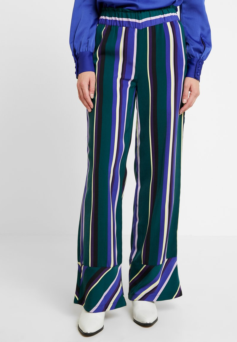 Another-Label - VALVERDE PANTS - Trousers - ponderosa
