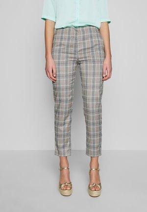 BOETIE PANTS - Spodnie materiałowe - light brown