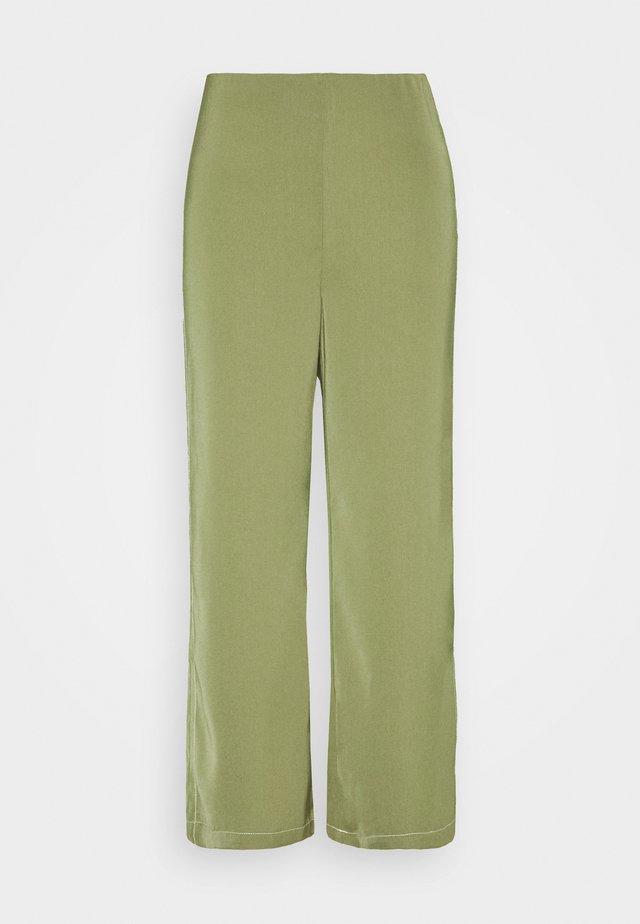 BILLEIGH PANTS - Broek - loden green