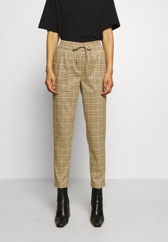 ABELLA PANTS - Trousers - multi colour