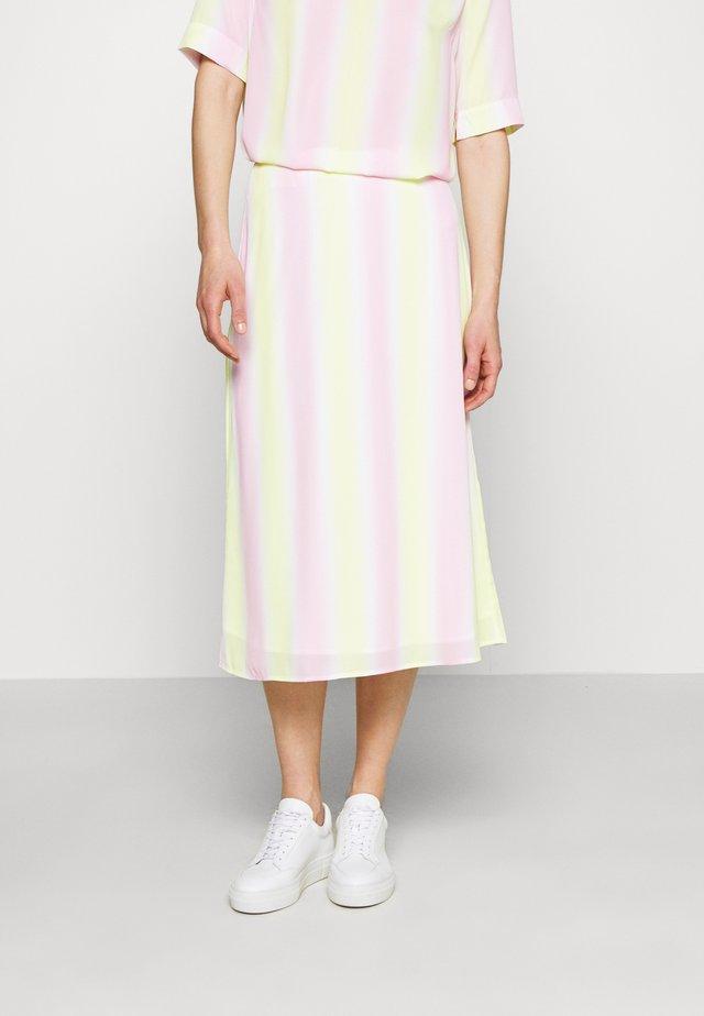 ARLEEN SKIRT - A-line skirt - multi colour