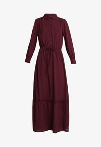 Another-Label - MALEY FLOWER DRESS - Robe longue - windsor wine/brick - 7