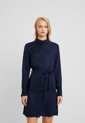PERI DRESS - Robe chemise - black iris