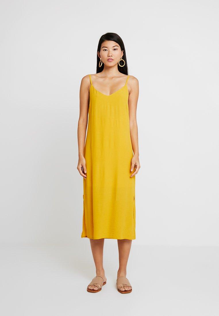 Another-Label - SOUFFLOT DRESS - Maxikleid - indian gold