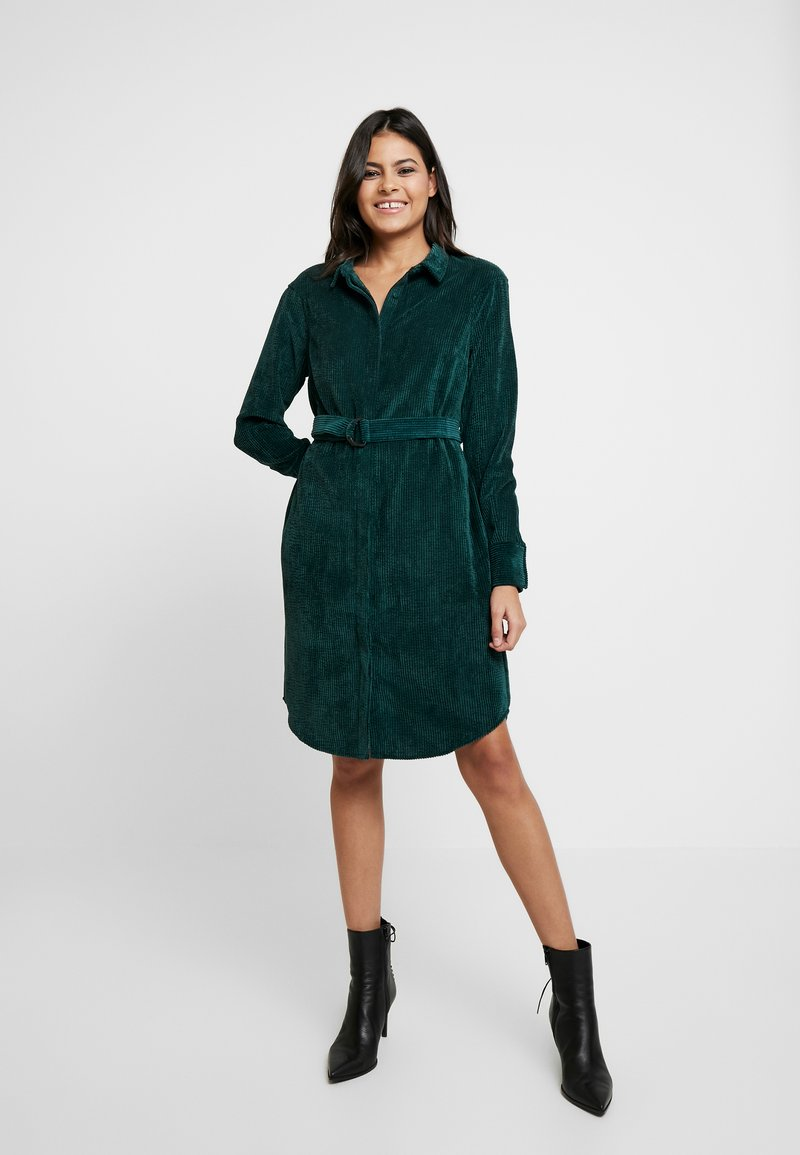 Another-Label - VALIANT DRESS - Day dress - ponderosa green