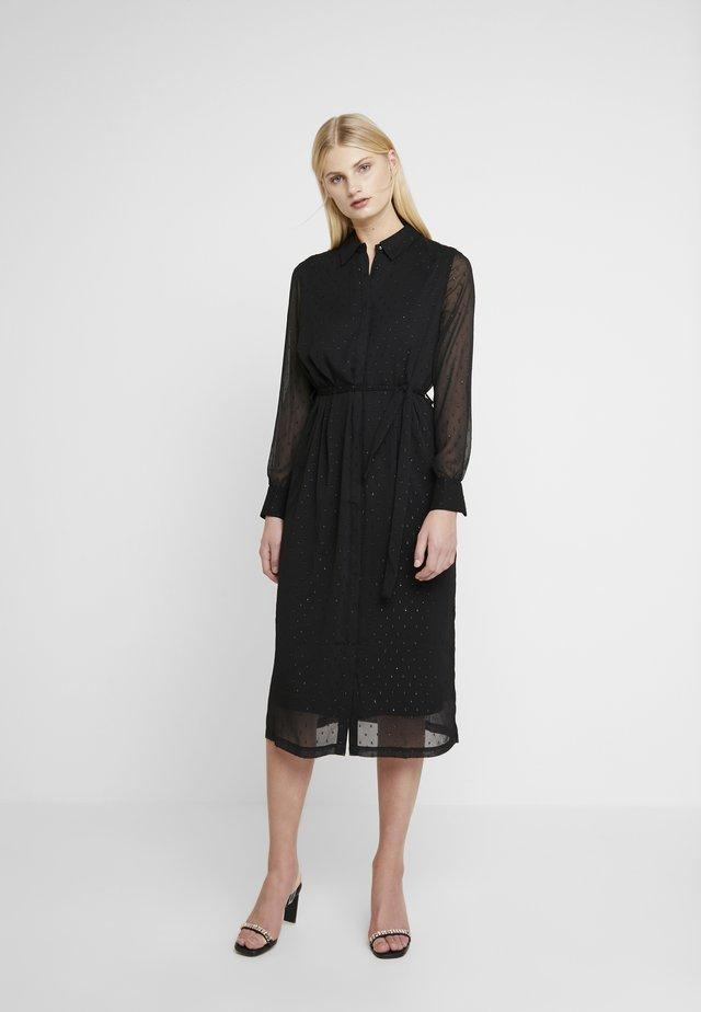 WILLEMETZ DRESS - Vapaa-ajan mekko - black