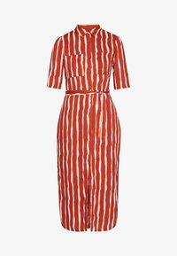 Another-Label - SORBONNE DRESS - Blousejurk - burned orange - 4