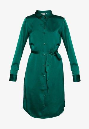 PECK DRESS - Košilové šaty - sea moss
