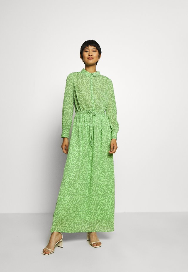 MALEY DRESS - Maxikjole - green eyes
