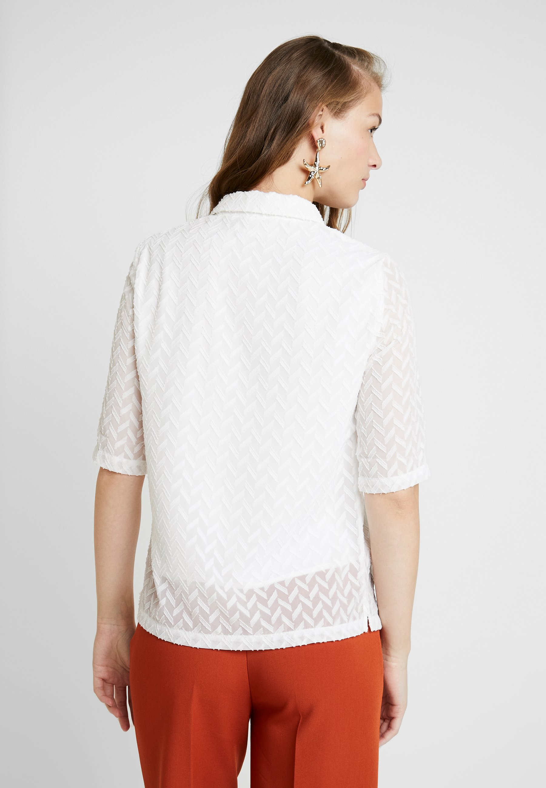 label Another Off White TuileriesBlouse MVGLqpUzS