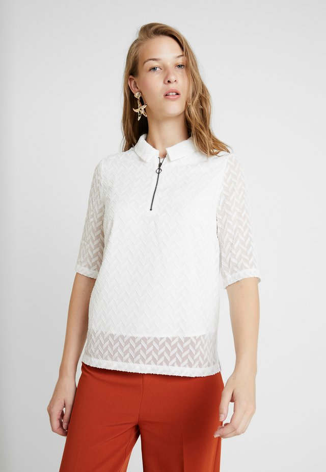 TUILERIES - Bluse - off white